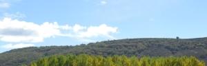 Montaña de Burgos  cerca del Penal